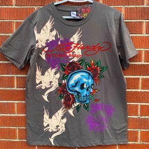 ED HARDY y2k unisex t-shirt BNWT